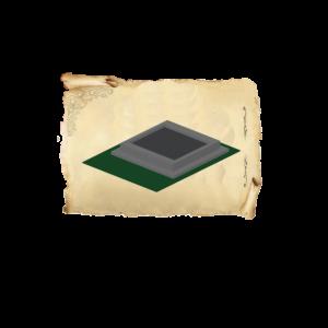 Цолколь бетонный двойной с отмосткой без площадки под лавочку и стол