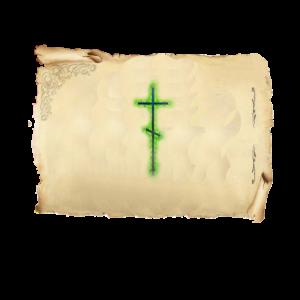 Крест металлический 2